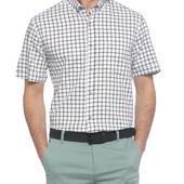 16-99 Мужская рубашка  lc waikiki  чоловічий одяг школьная форма