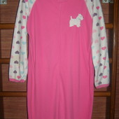 Пижама флисовая, размер М,рост до 170 см
