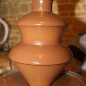 Шоколадный фонтан аренда Винница