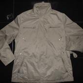 Фирменная мужская куртка-ветровка - Bugatti - 58 размер/Германия - сток