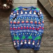 Стильный зимний свитер Asos р-р Л