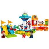 Lego Duplo Семейный парк аттракционов 10841 town fun family fair