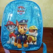 Детский рюкзак с 3Д рисунком Щенячий патруль