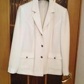 пиджак нарядный для полненьких пр-во Германия