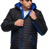 Мужская зимняя удлиненная куртка недорого