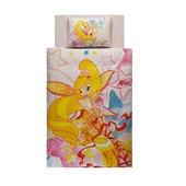 Постельное белье Tac Disney - Winx harmonix stella 160*220 подростковое Код  843