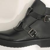 Ботинки кожа натуральная деми и зима  с 36-40р