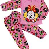 Пижама для девочки Минни, 32 размер