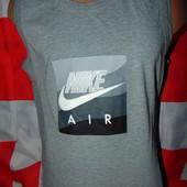 Спортивная оригинал майка Air Nike м-л