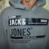 Стильний брендовий батник реглан толстовка  Jack&Jones м .
