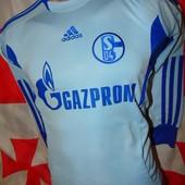 Спортивная футбольная футболка оригинал Adidas ф.к Шалье 6-8 лет .