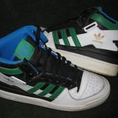 Кроссовки Adidas,р.42,5-43 стелька 28,5см Кожа