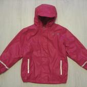 Куртка дождевик Lupilu 122-128 рост