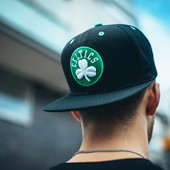 Снепбек Liberty - Boston Celtics, Black