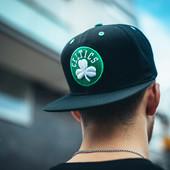 Снепбек Liberty - Boston Celtics, Black
