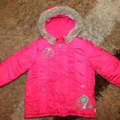Куртка евро на девочку 92-98 р