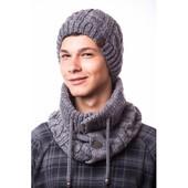 Оригинальный шарф-хомут,снуд для мужчин и подростков