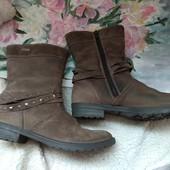 Замшевые ботинки Ricosta tex  26.5см