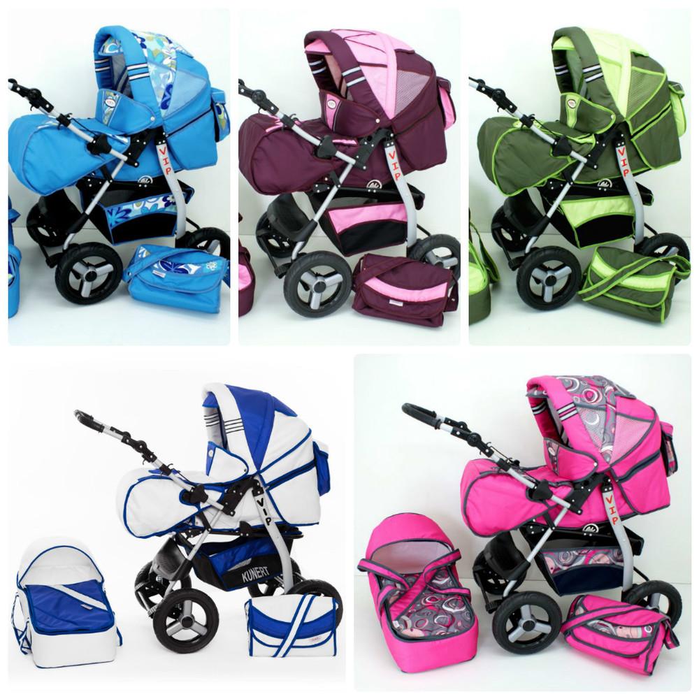 Эксклюзивная детская коляска фото №1