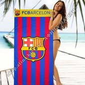 Пляжное полотенце Барселона 70*140 см микрофибра (2288)