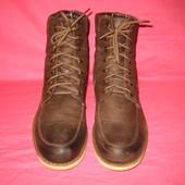 Кожаные демисезонные ботинки Roberto Santi (оригинал) - 42 размер