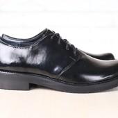 Туфли на шнурках из натур. кожи, р. 36-41, код nvk-2720