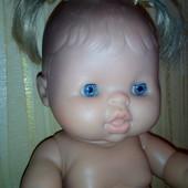 кукла пупс ванильная девочка Paola Reina