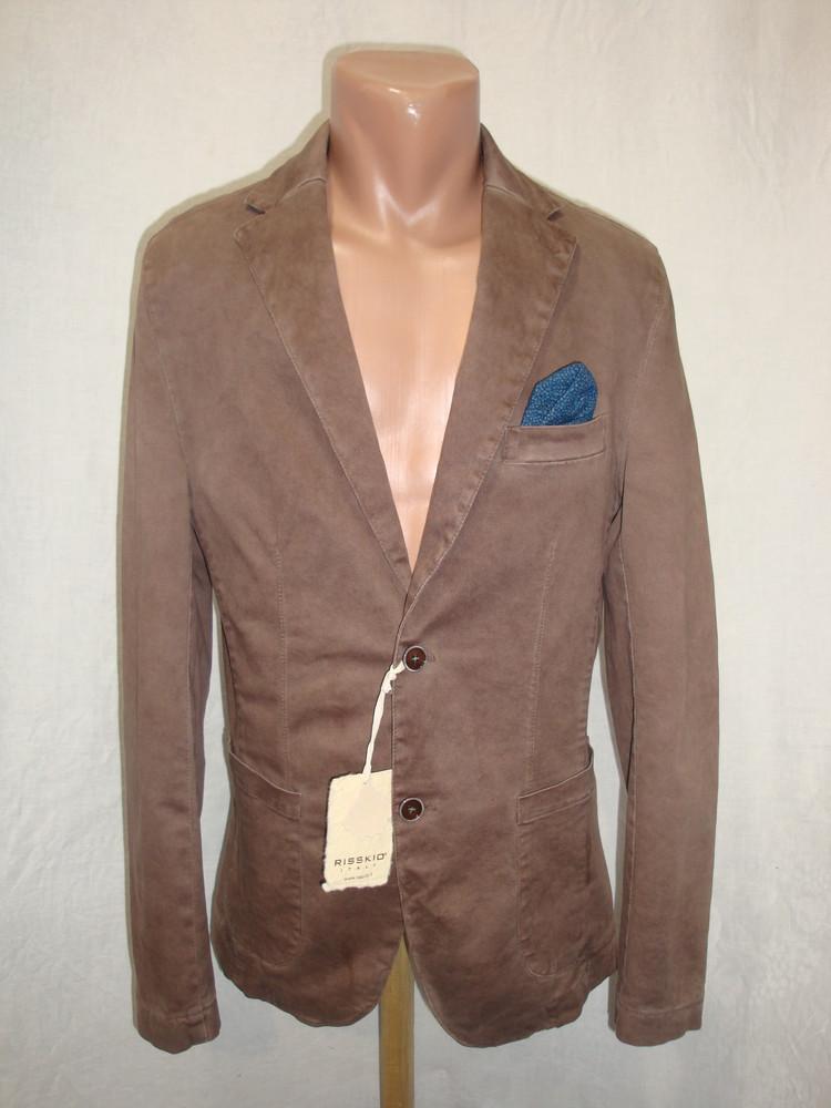 Мужской пиджак Risskio, Италия. Разные цвета. фото №1