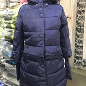 Куртка Зима довяз мех 42-44 44-46 46-48