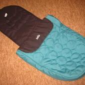 Теплый деми чехол-конверт на ножки от Joie от рождения до 3мес.  УП+20грн