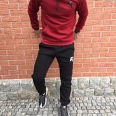 Спортивний костюм Reebok утеплений на флисе