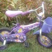 """велосипед детский 12"""" для девочки велосіпед велосепед дитячий дівчинки"""