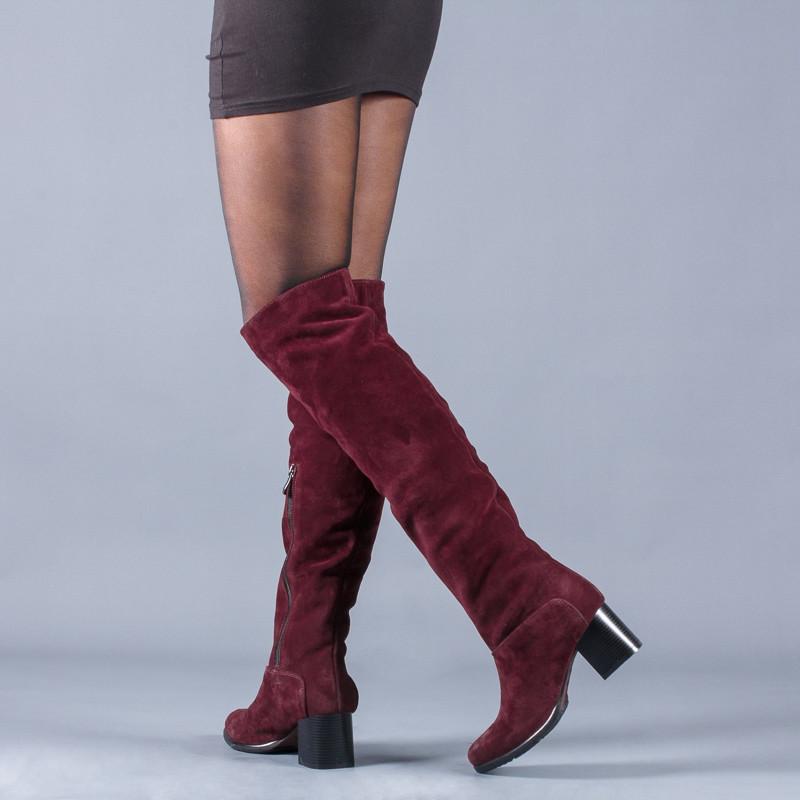 Новинка деми/зима женские кожаные сапоги код лл 85103 фото №3