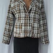 Модный стильный пиджак Zoe на подкладке размер 14