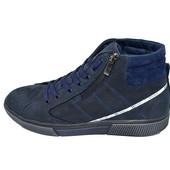 Ботинки мужские зимние на меху Visazh New Style