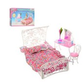 Набор мебели Спальня от Gloria для кукол