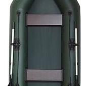 Лодка надувная гребная Kolibri К-280CТ камуфляж и слань-книжка