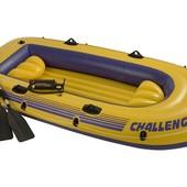 Лодка надувная гребная Intex 68370