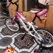 велосипед Azimut 16 для девочки