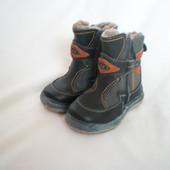 Распродажа зимние ботинки Jong Golf кожа цегейка 23, 26