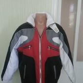 Осіння куртка батал