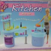 """Мебель 2916 """"Кухня"""" в коробке 31*21*7 см."""