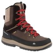 Зимние мужские кожаные ботинки Quechua