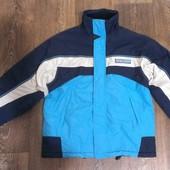 качественная термо-куртка, р.158-164