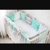 Набор в дитяче ліжечко