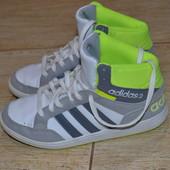 Adidas 31р Высокие кроссовки . Оригинал сникерсы. 2015г.в. демисезон