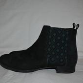 замшевые ботинки Vabeene, р. 39
