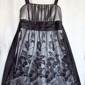 Платье нарядное, размер L