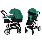 Детская универсальная коляска 2 в 1 carrello Fortuna CRL-9001