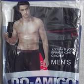 Термокальсоны с начесом мужские Amigo, термобелье, термоштаны
